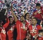 Chile e a pressão de ser o campeão da Copa América