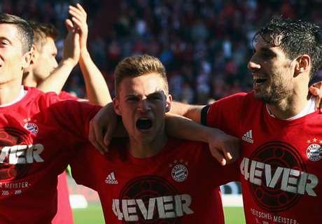 ► El camino de Bayern Munich campeón