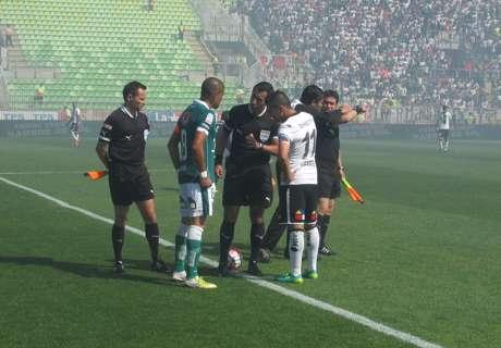 ¿Wanderers - Colo Colo en Argentina?