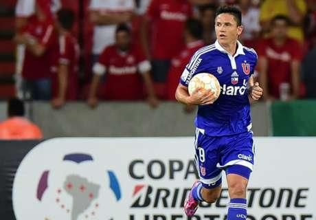 Botafogo faz oferta por atacante chileno