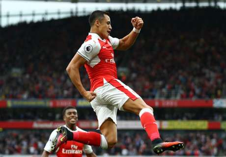 ¡Arsenal, no duermas con Alexis!