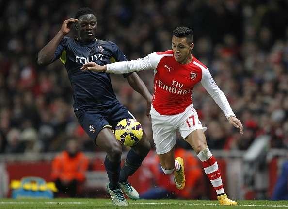 Arsenal 1-0 Southampton: Alexis Sánchez salva a Arsène Wenger 'in extremis'