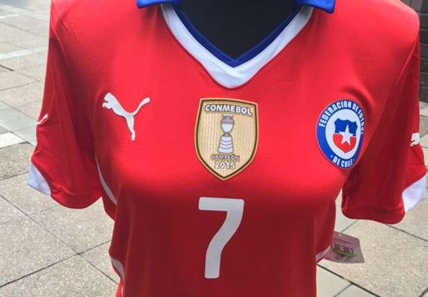 0599872d1 camiseta puma chile copa america 2015