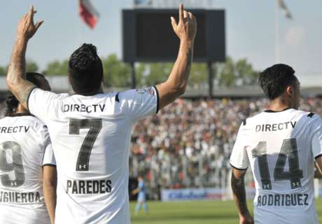 Chile: Colo Colo 1-0 U. de Concepción