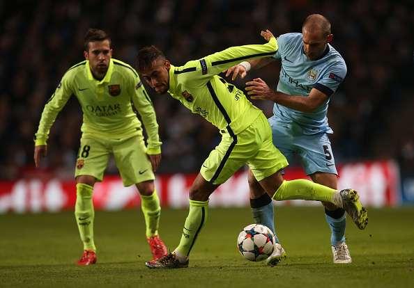 Torcedor do Manchester City revela provocação que tirou Neymar do sério