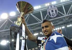 Foi eleito o melhor jogador do Campeonato Italiano em 2013.