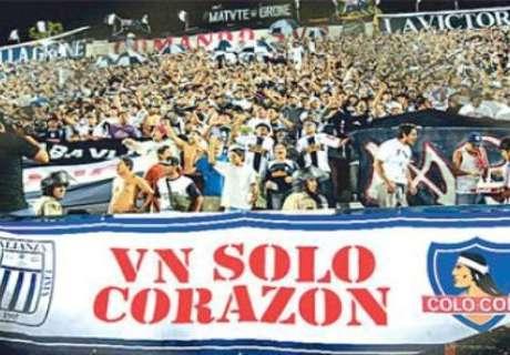 Alianza Lima con los chilenos