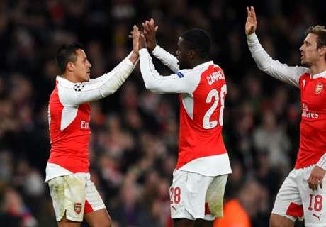 Aplausos para Alexis