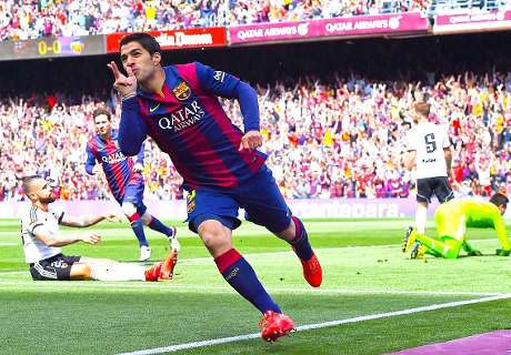 'I didn't think Suarez could play for Barca'