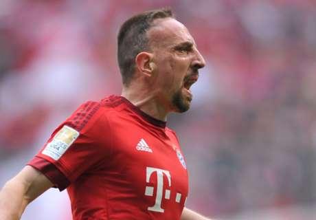 Ribéry aborde son avenir