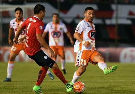 ► Cerro Porteño 2-1 Cobresal