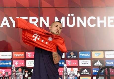 Vidal, Gotze, Benatia et les recrues les plus chères de l'histoire du Bayern
