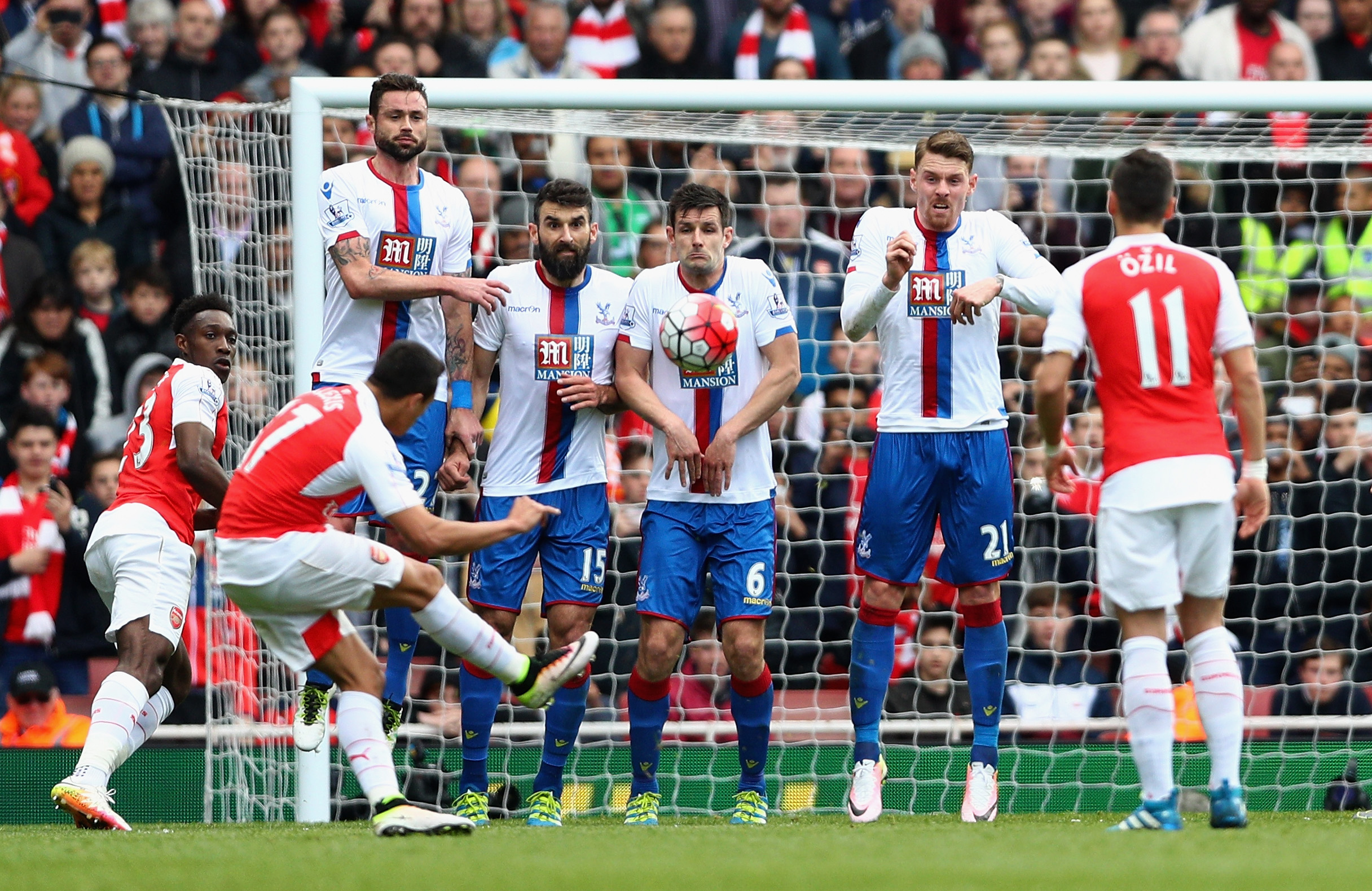INGHILTERRA|L'Arsenal cade ancora\nDominio Crystal Palace\nWenger rischia l'Europa