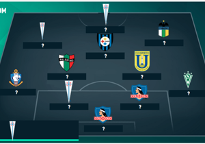El XI ideal del Clausura