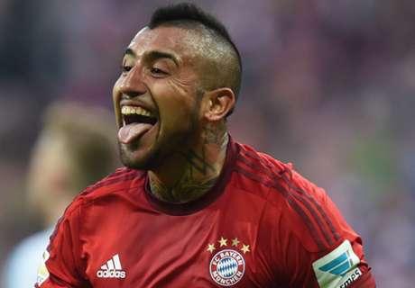 Vidal best in the world - Zamorano