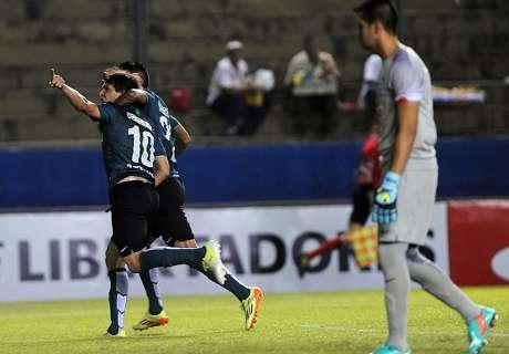 Libertadores: Libertad 2-2 Nacional