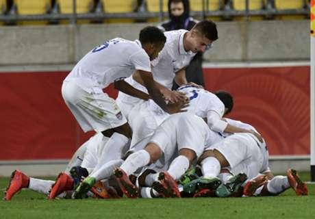 Mundial Sub-20: arrancaron los 8vos