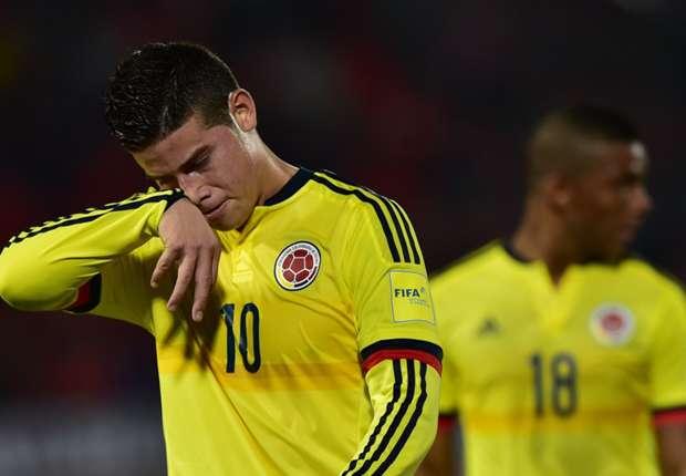 Ultima hora: Colombia eliminado por dar positivo en dopaje