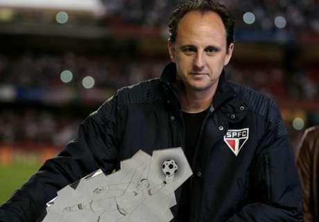 OFF - Ceni entraîneur de São Paulo