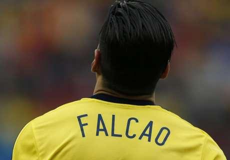 Cinco razones para descartar a Falcao