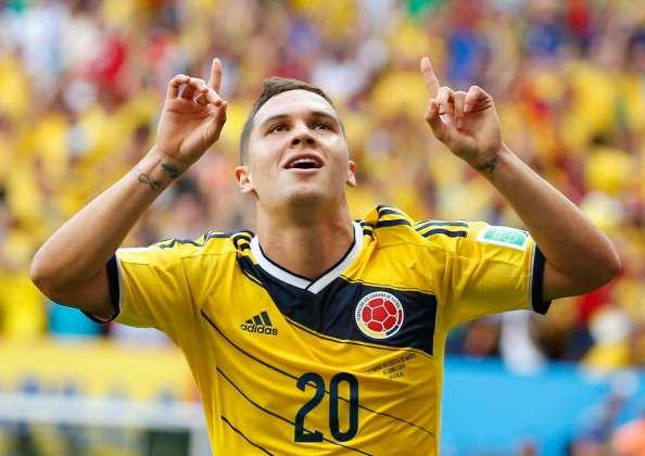 Juan Fernando Quintero - Selección Colombia