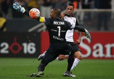 Libertadores: Corinthians 1-0 Santa Fe