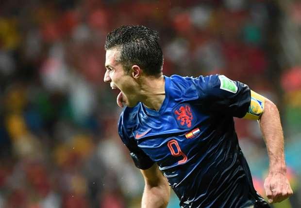 Laporan Pertandingan: Spanyol 1-5 Belanda