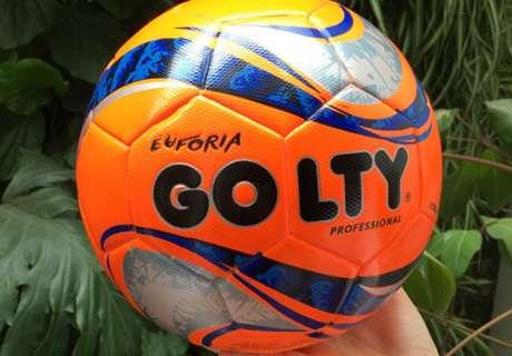 Euforia, nuevo balón del FPC