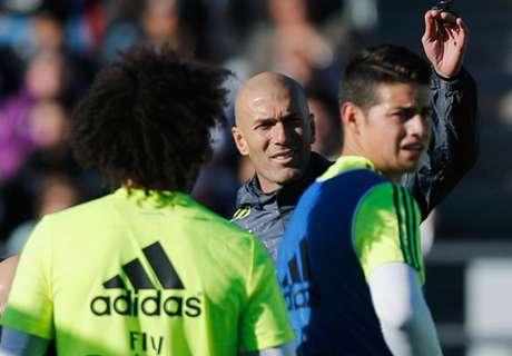 ¡Es ahora o nunca, Zidane!