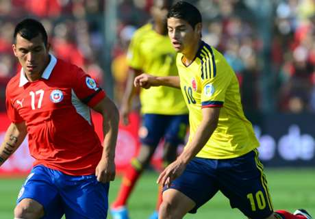 Betting: Chile vs Colombia