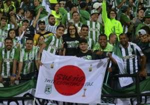 Las mejores fotos de la consagración de Atlético Nacional en la Copa Libertadores 2016