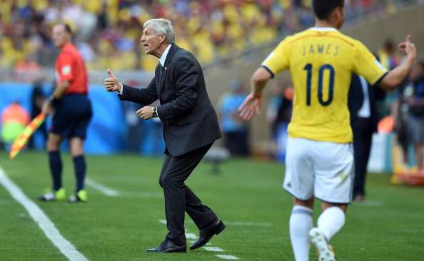 Pekerman: Colombia never lack courage