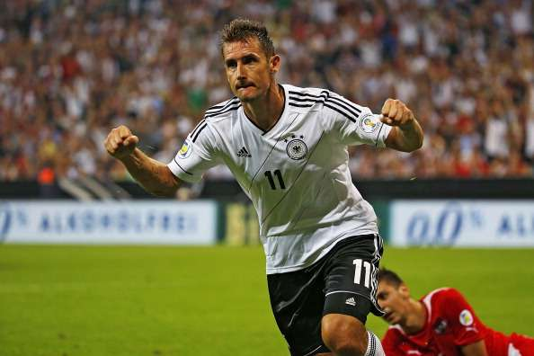 Klose: Winning World Cup is more important than breaking records