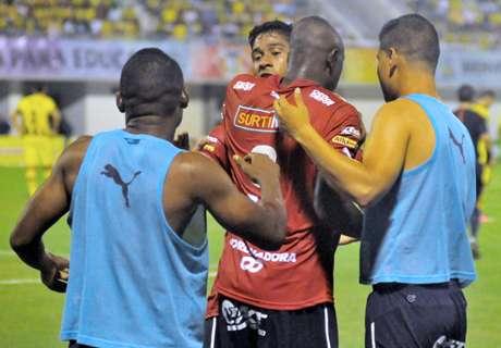 Medellín goleó y es semifinalista