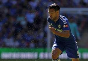 Falcao no tuvo su mejor debut con Chelsea.