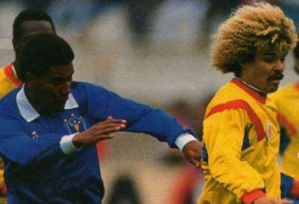 Carlos Valderrama - Copa América Chile 1991