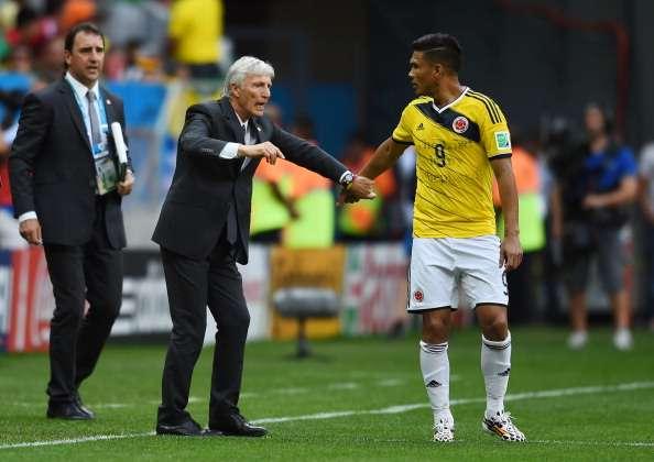 El futuro de Pekerman al frente de la Selección colombia es incierto.