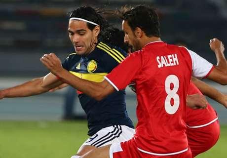 Amistoso   Colombia 3-1 Kuwait