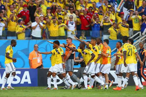 Colombia - Uruguay Betting Preview: Suarez's absence should lead to a victory for los Cafeteros