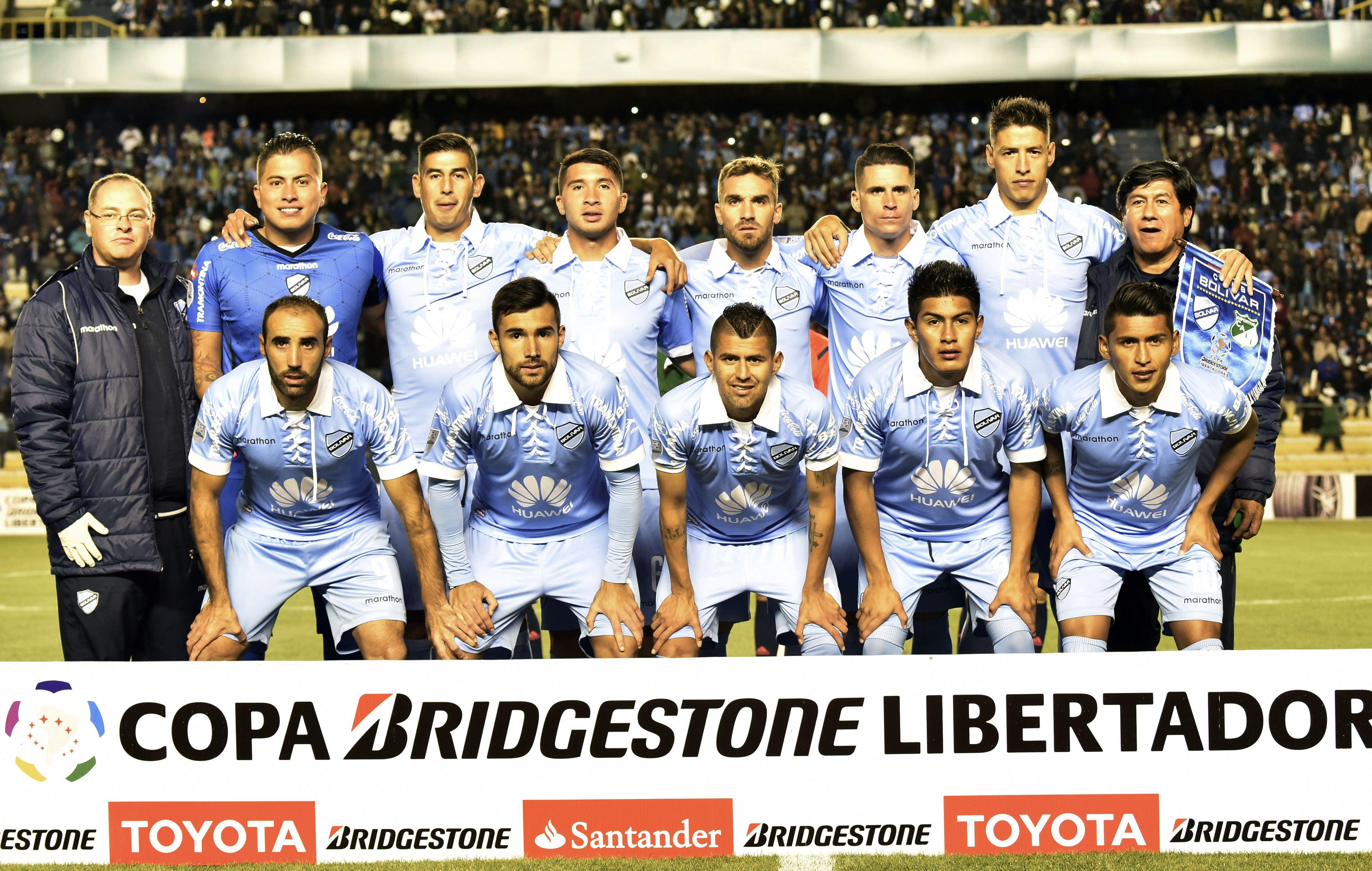 GALERÍA: Bolívar vs Deportivo Cali Copa Libertadores 2016 - Goal.com