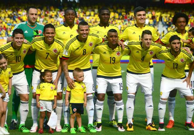 Seleccion Colombia, se afilio a la CONCACAF