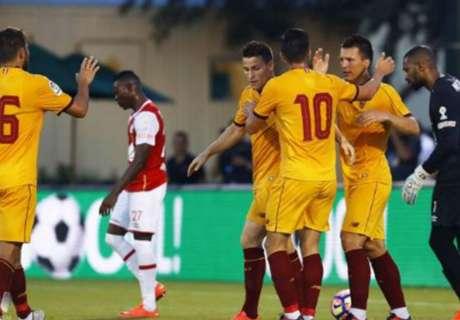 Amistoso: Santa Fe 1-2 Sevilla