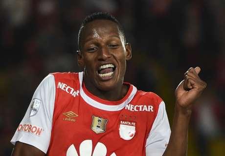 Mina, el goleador de la Libertadores