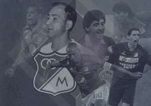 Los mejores jugadores de Millonarios en toda su historia. ¡Una colección única!