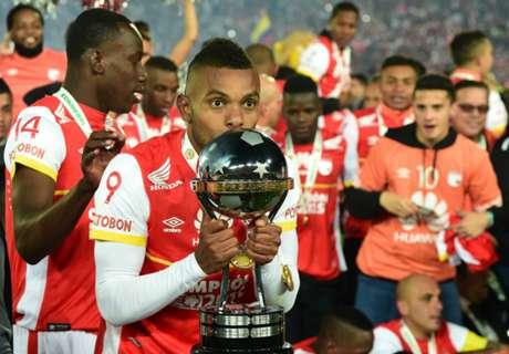 Santa Fé campeão da Sul-Americana