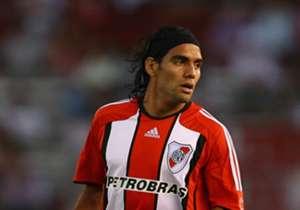 Radamel Falcao García 2008 River Plate