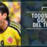 Repasa todos los goles de Falcao con la camiseta de la Selección Colombia
