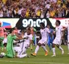 Copa: Kolumbien siegt
