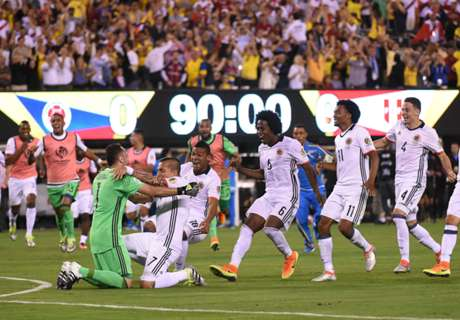 Colombia steals the show as Copa takes off