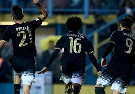 Juventus und Napoli im Gleichschritt